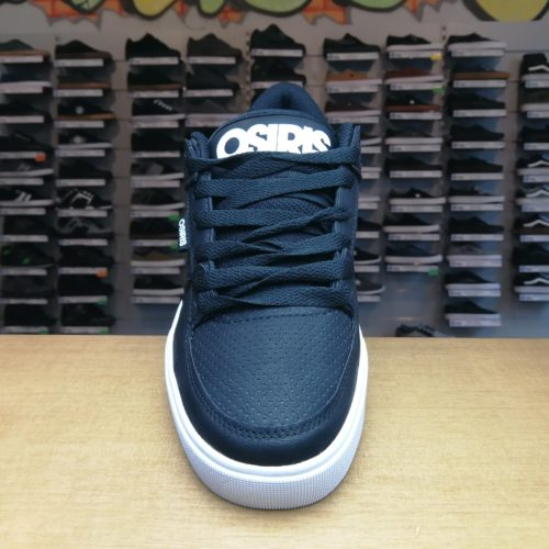 OSIRIS PROTOCOL black / white