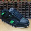 GLOBE SABRE black / moto green