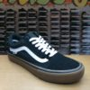 VANS OLD SKOOL PRO black / white / gum