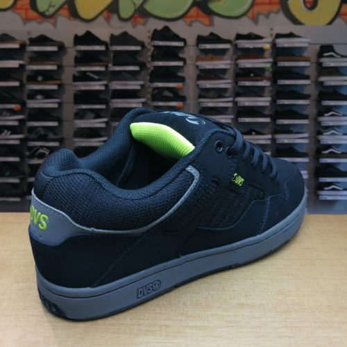 DVS ENDURO 125 BLACK LIME NUBUCK