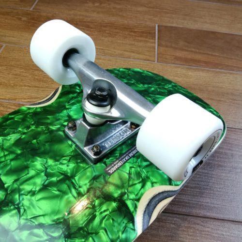 GLOBE OUTSIDER green pearl