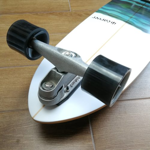 "CARVER SURFSKATE resin 31"" C7"