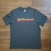 ELEMENT HORIZONTAL FILL SS charcoal heather