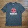 ELEMENT VERTICAL SS charcoal heather