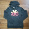 ELEMENT LOGO FILL HO charcoal heather