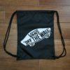VANS BENCHED BAG black