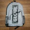 GLOBE JAGGER III BACKPACK grey / black