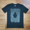 VOLCOM WIGGLY BSC SS blk