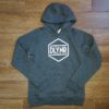 DOLLY NOIRE HEX LOGO REFLECTIVE grey