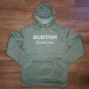 BURTON OAK PO clover heather