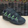 OSIRIS D3 black / green / charcoal