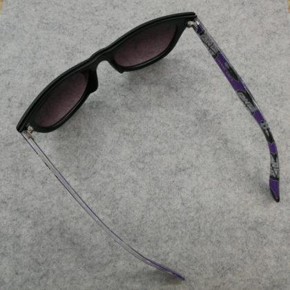 d04d8f6181ab ... SANTA CRUZ OTHER DOT SUNGLASSES black purple