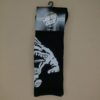 SANTA CRUZ SCREAMING HAND MONO SOCK black