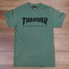 THRASHER SKATE MAG army