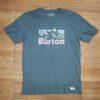 BURTON FRISTON SS dark slate