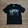 ELEMENT STENCIL SS BOY flint black