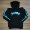 DOOMSDAY RIDE THE LIGHT HOODIE black