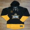DOLLY NOIRE HOCKEY HOODIE yellow