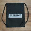EXTREME GYMBAG black