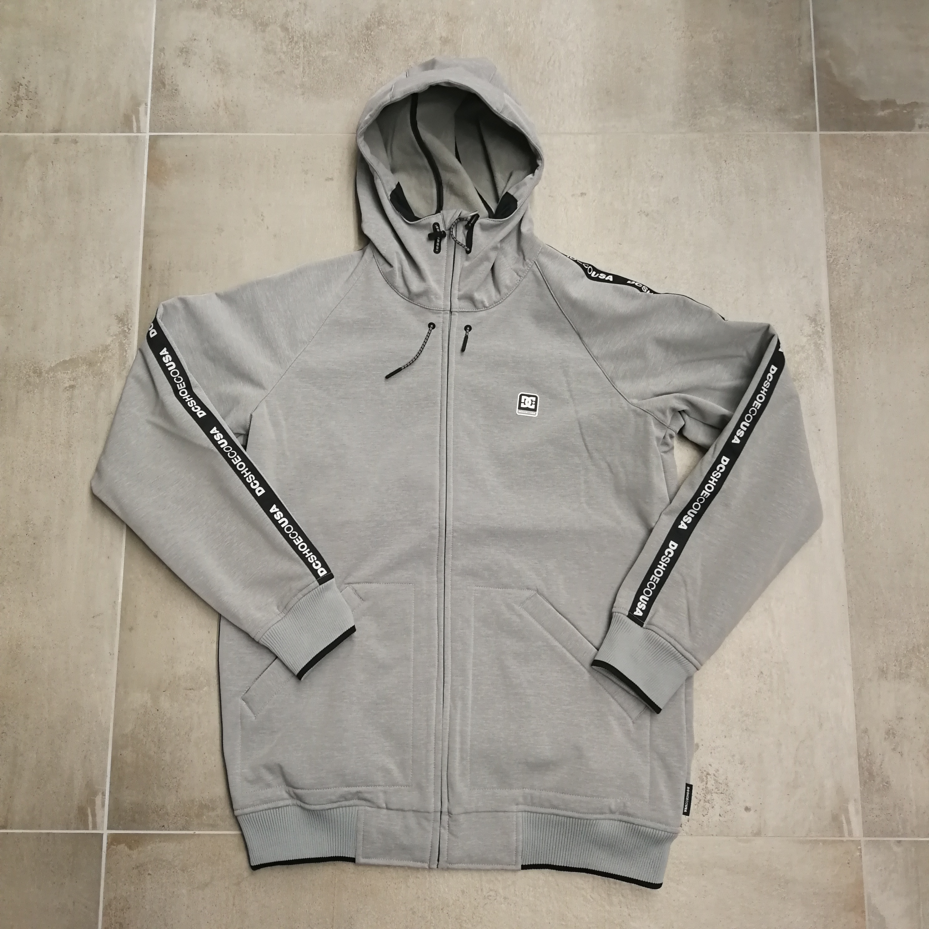 DC SPECTRUM JKT neutral grey